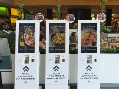 Kiosk Take-away Apps
